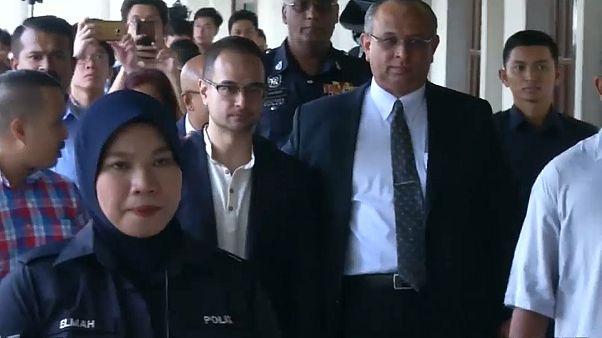 """ماليزيا توجه اتهامات بغسل أموال لابن رئيس الوزراء السابق ومنتج فيلم """"ذئب وول ستريت"""""""