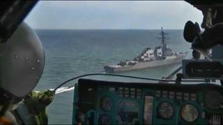 Γέμισε πολεμικά πλοία η Μαύρη Θάλασσα