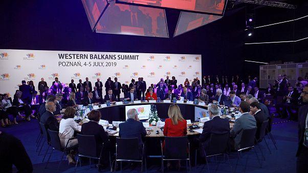Posen: Westbalkan-Konferenz zu Ende gegangen