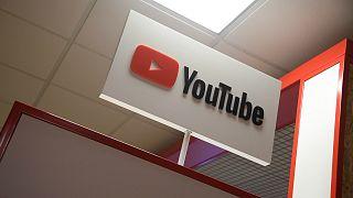 """شعار موقع """"يوتيوب"""" للمقاطع المصوّرة"""