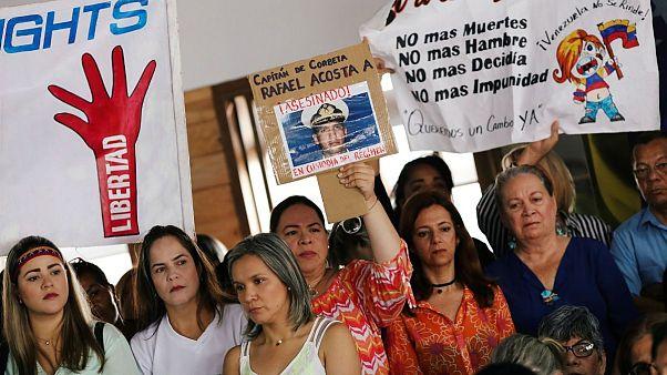 سازمان ملل دولت ونزوئلا را به کشتار مخفیانه و شکنجه مخالفان متهم کرد