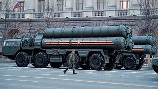 سامانه اس ۴۰۰ روسی روز یکشنبه به مقصد ترکیه بارگیری میشود