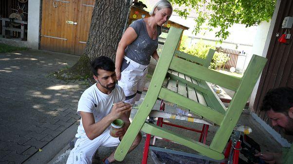 Almanya'ya 2019'un ilk 6 ayında toplam iltica talebi azaldı, Türk vatandaşlarının başvurusu arttı