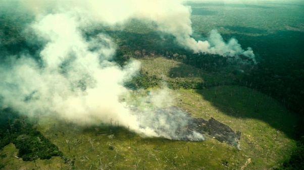 Μπολσονάρο κατά Ευρώπης για τον Αμαζόνιο