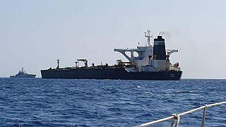 دستگاه قضایی جبل الطارق حکم توقیف نفتکش ایرانی را دو هفته دیگر تمدید کرد