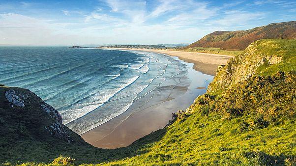 İklim krizi: Suların yükseldiği Galler'de sahil kasabası Fairbourne 2055'e kadar tahliye edilebilir
