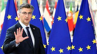 Hırvatistan'dan AB'ye uyarı: Geç kalınırsa Balkanlarda başka küresel güçlerin nüfuzu artabilir