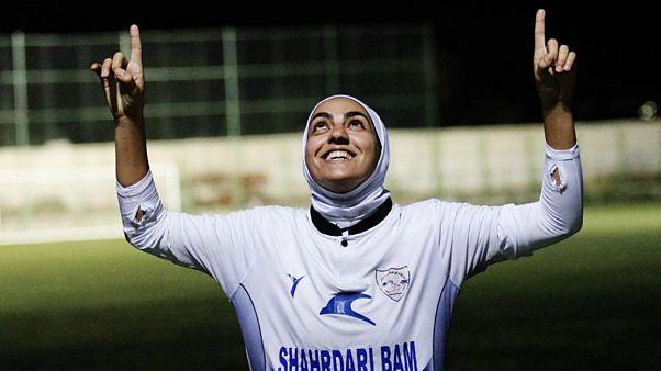 جام جهانی زنان در گفتوگو با خانم گل فوتبال ایران و مربیاش