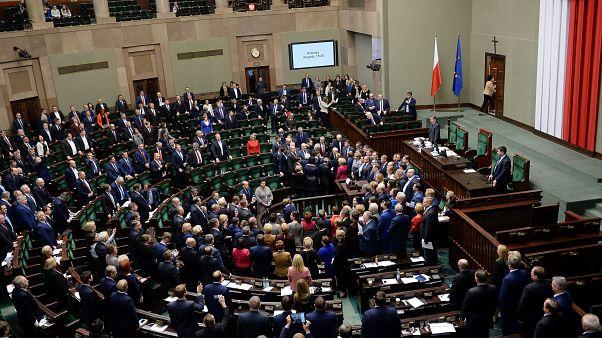 A lengyel alsóház