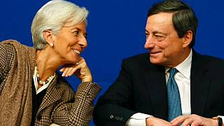 Y a Christine Lagarde, ¿quién la sustituye?