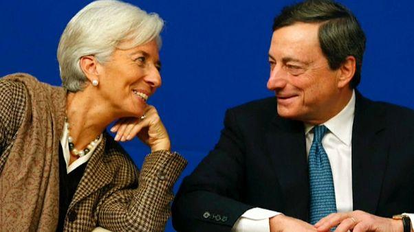 Lehetséges jelöltek Lagarde utódjának az IMF élén