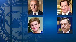 Stelle frei beim IWF: Kandidaten-Karussell bleibt in Schwung