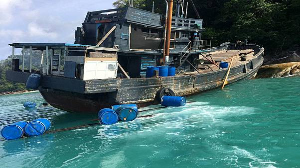 غرق 26 شخصا بعد انقلاب قارب صيد في أسوأ كارثة بحرية تعرفها هندوراس