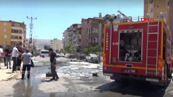 انفجار یک خودرو در جنوب ترکیه ۳ کشته بر جای گذاشت