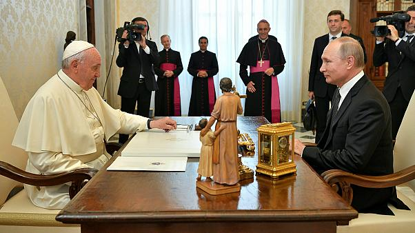 When the pope met Putin: Why are people talking about the Great Schism of 1054?