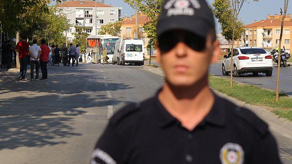 Bombenexplosion in der Türkei