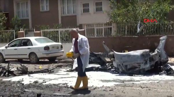 Car bombing in southern Turkey kills three Syrians