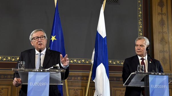 Juncker says EU top jobs nomination process 'was not very transparent'