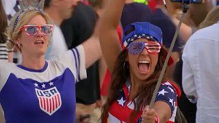 Női futball vb: Hangolás a döntőre