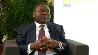 Entrevista da Euronews ao Presidente de Moçambique