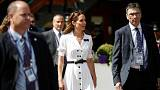 How to recreate the Duchess of Cambridge's Wimbledon Bright Whites