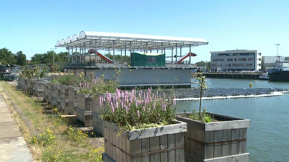 Floating farms – Law Breaking News