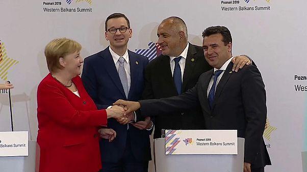 """Merkel an Westbalkan: """"Es gibt viel zu tun"""""""