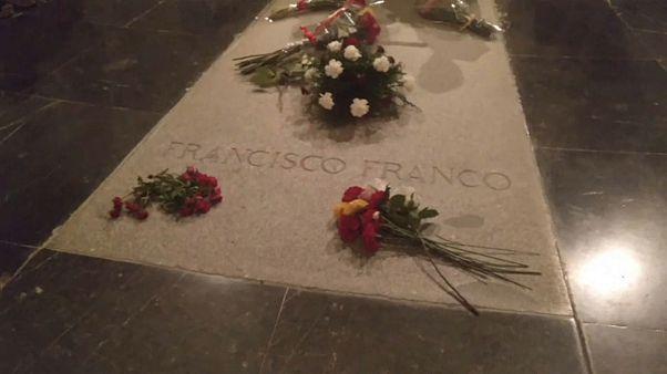 La Iglesia obstaculiza la exhumación de Franco