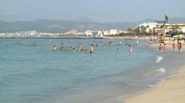La méditerranée est en surchauffe en ce début d'été