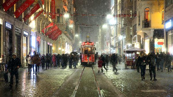 ISTANBUL, TURKEY -
