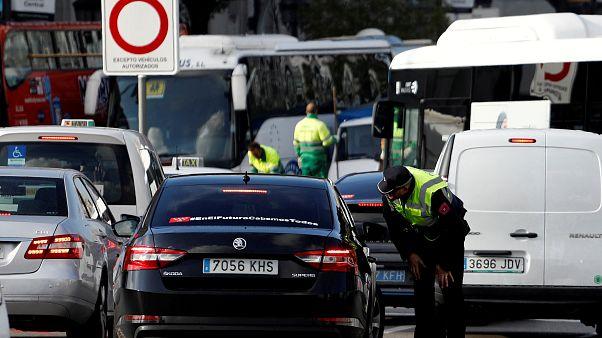 La Justicia reactiva Madrid Central al suspender la moratoria sobre las multas