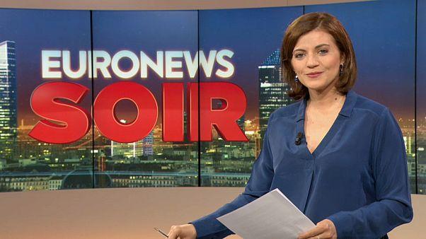 Euronews Soir : l'actualité du vendredi 5 juillet 2019