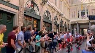 Tour de France: Εκκίνηση από τις Βρυξέλλες