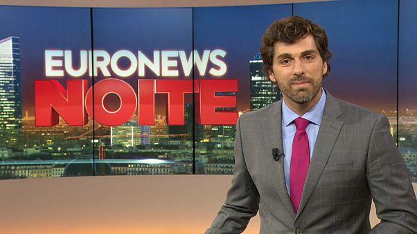 Euronews Noite | As notícias do Mundo de 05 de julho de 2019