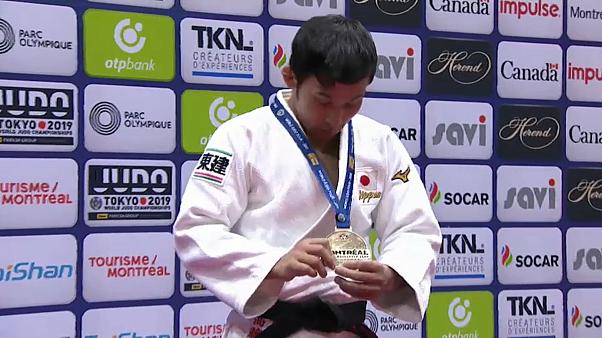 Thrilling judo on Day 1 of Montreal Grand Prix as Japan tops standings