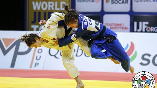 Kanada, Judo Montreal Grand Prix Turnuvası'na hızlı başladı