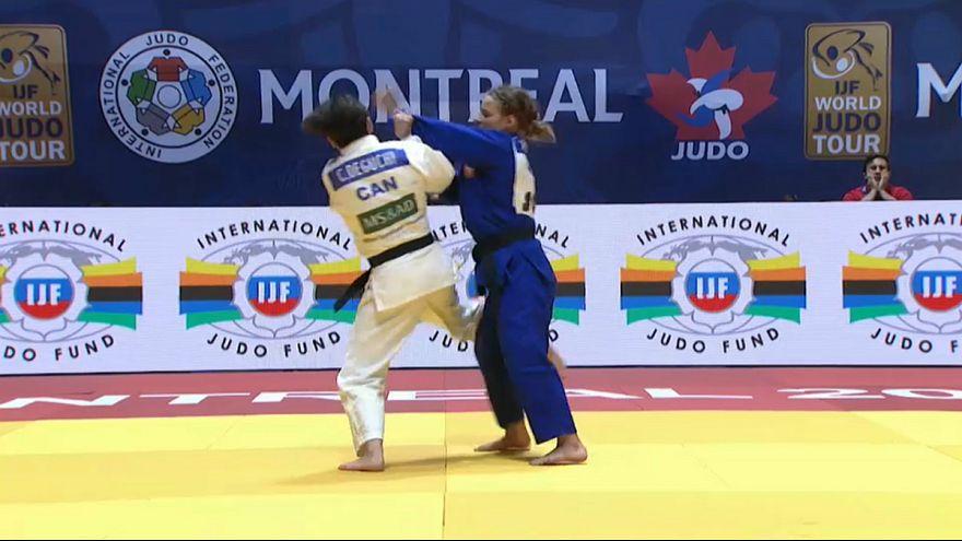 مسابقات جودو جایزه بزرگ مونترآل در کانادا