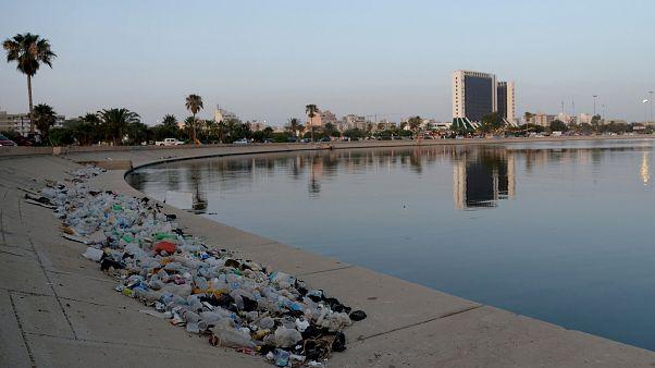 منظر من مدينة بنغازي شرقي ليبيا/عصام عمران الفيتيوري - رويترز