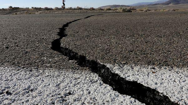 دومین زلزله شدید به قدرت ۷.۱ ریشتر کالیفرنیا را لرزاند