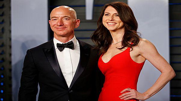 طلاق مؤسس أمازون يكلفه 38 مليار دولار