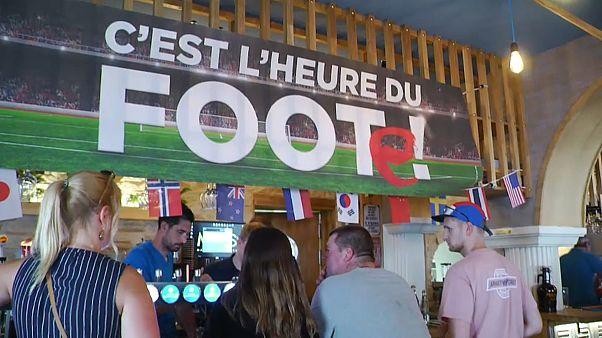 Lyon bereitet sich auf WM-Finale vor
