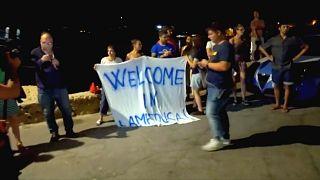 Lampedusa'ya hoşgeldiniz