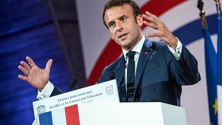 Macron, nükleer anlaşmanın zayıflatılmasının Tahran için sonuçlar doğuracağı uyarısında bulundu