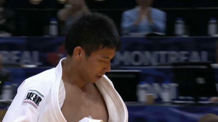 Dia 2 do GP de Judo de Montreal: Japão e Canadá lideram em medalhas