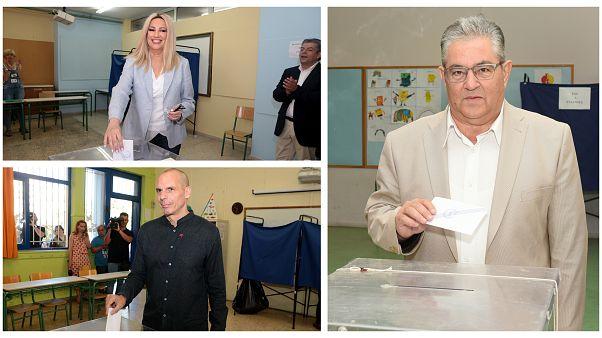 Εκλογές 2019: Οι δηλώσεις των πολιτικών αρχηγών