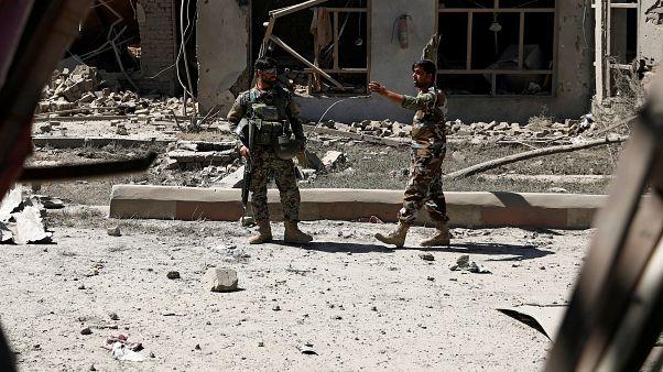 Taliban Afganistan'da istihbarat görevlilerini hedef aldı: En az 14 ölü