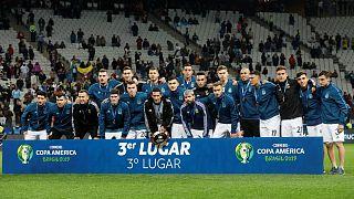 عنوان سومی برای تیم ملی آرژانتین در کوپا آمریکا