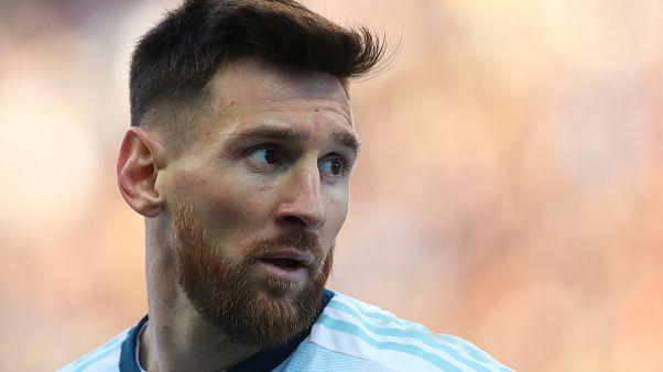 Nach Platzverweis: Messi kocht vor Wut