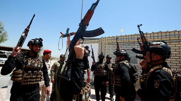 القوات العراقية تطلق عملية عسكرية ضد عناصر داعش قرب الحدود السورية