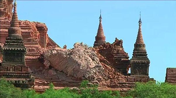 Utolsó pillanatban segíthet a világörökségi védettség Bagan templomain